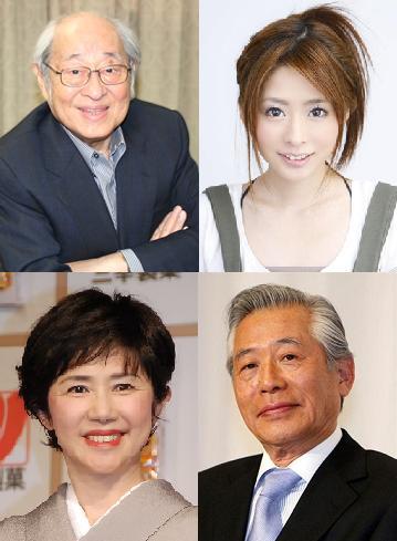 大震災 死者 有名人 東日本